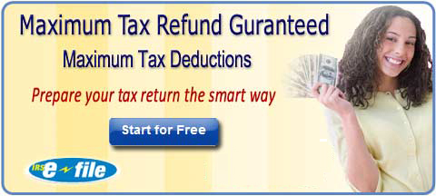 Electronic Tax Filling with Maximum Guaranteed Tax Refund